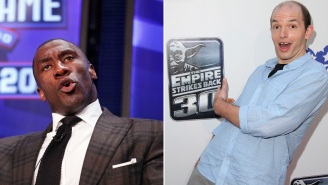 Shannon Sharpe Gets Into Twitter Beef With Comedian Paul Sheer & Gets Destroyed When Sheer Brings Up Sharpe's Ex-GF Leaving Him For MLB Player