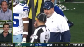 Peyton Manning Was Absolutely Disgusted With Mike McCarthy's Clock Management During Eagles-Cowboys MNF Game