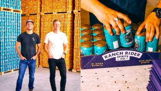 Ranch Rider Spirits: A Story About Two Texas Lonestars Delivering Authentic Ranch Waters in a Crowded Seltzer Space