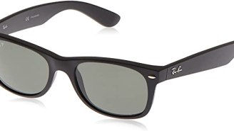 Save Up To $50 Off Select Ray-Ban Polarized Sunglasses On Amazon Right Now