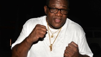 54-Year-Old Boxer Riddick Bowe Pulled From Fight Against Lamar Odom After Disturbing Training Footage Released