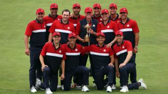 The Absence Of Tiger Woods And Phil Mickelson Helped The U.S. Win The Ryder Cup