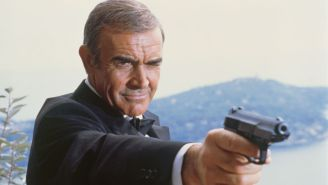 """'No Time To Die' Director Says Sean Connery's James Bond """"Basically Raped A Woman"""", """"Wouldn't Fly"""" Today"""