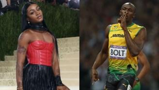 Sha'Carri Richardson Responds To Usain Bolt Advising Her To Train Harder And Talk Less