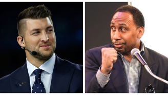Tim Tebow And Stephen A. Smith Make A Bet For The Alabama-Florida Game