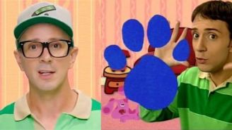 Millennials Are Melting Down Over Video Of Steve From 'Blue's Clues' Explaining Why He Left, Giving Moral Support