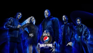 Dr. Dre, Eminem, Mary J. Blige, Kendrick Lamar, And Snoop Dogg To Perform At The Super Bowl Halftime Show In LA