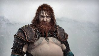 Thor Is A Chonky Boi In 'God of War: Ragnarok' And Gamers Are Having Very Normal Reactions