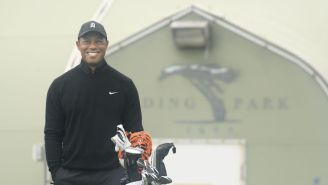 Steve Stricker Shares Positive Comments About Tiger Woods Playing Golf Again