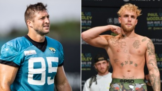 Tim Tebow Responds To Jake Paul Challenging Him To Boxing Match