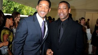 """Will Smith Embarked On A Dozen Ayahuasca Rituals In Peru After Denzel Washington Sold Him On The """"F*ck It 50s"""""""
