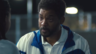 Early Reviews Of 'King Richard' Suggest Will Smith Is The Frontrunner For Best Actor