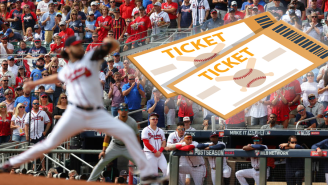 Ticket Prices For Friday's World Series Game 3 In Atlanta Are Absolutely Outrageous