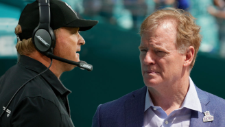 Jon Gruden Knew The Most Recent Email Leak Was Coming And Still Chose To Go Down With His Ship
