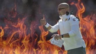 Nebraska Fans Are Absolutely ROASTING P.J. Fleck Ahead Of This Weekend's Minnesota Game