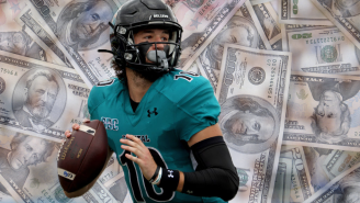 Sports Bettor Wins HUGE Wager On Coastal Carolina With Fourth Quarter Cover