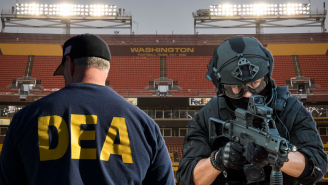 Washington Football Team Places Second Trainer On Leave After DEA Raids Team Facilities