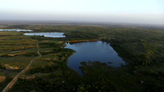 Massive 80,000 Acre, Century Old Texas Ranch Hits The Market For A Whopping $200 Million