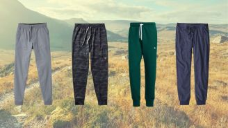 The Best Men's Joggers And Why Jogger Sweatpants Have Taken Over