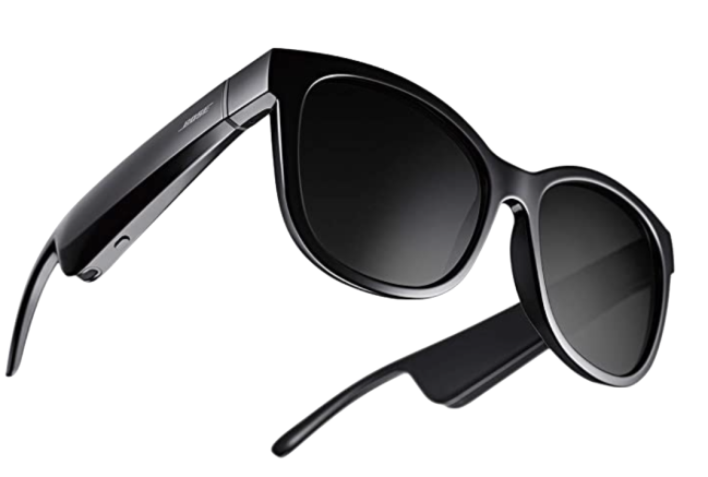 Bose Frames Soprano Cat Eye Polarized Bluetooth Sunglasses