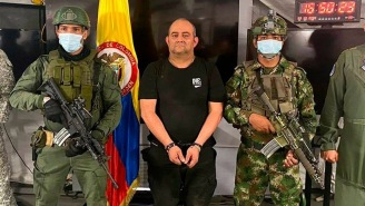 Colombia's 'Most-Feared' Drug Lord Captured, Accused Of Importing 80 Tons Of Cocaine Into The US