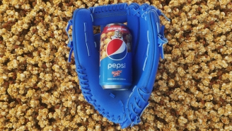 Pepsi Is Celebrating The Arrival Of Playoff Baseball With A Cracker Jack Soda