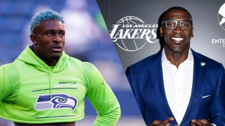 DK Metcalf Uses Poop Emoji To Escalate Nasty Twitter Beef With Shannon Sharpe