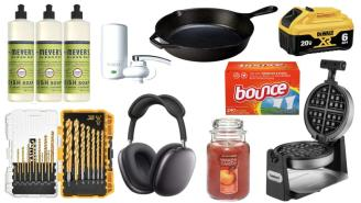 Daily Deals on Amazon: Waffle Irons, AirPods Max, Candles And More!