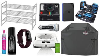 Daily Deals on Amazon: Polaroids, SodaStreams, Grill Covers And More!