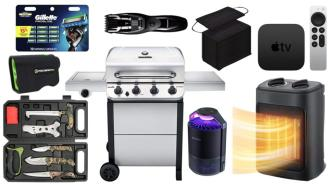 Daily Deals on Amazon: Beard Trimmers, Grills, Space Heaters And More!