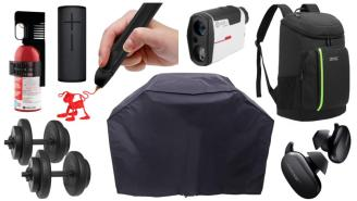 Daily Deals on Amazon: Weights, Bose Earbuds, Cooler Bags And More!