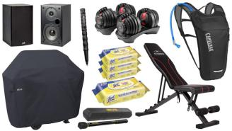 Daily Deals on Amazon: Dumbbells, CamelBaks, Tactical Pens And More!