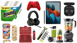 Daily Deals on Amazon: NutriBullets, Paper Towels, Headsets And More!