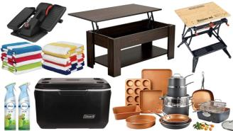 Daily Deals on Amazon: Workbenches, iPads, Beach Towels And More!