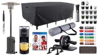 Daily Deals on Amazon: Patio Covers, Madden 22, Sharpies And More!
