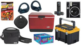 Daily Deals on Amazon: Halloween Candy, Coolers, Tool Boxes And More!