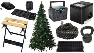 Daily Deals on Amazon: Kettlebells, Workbenches, Solar Panels And More!
