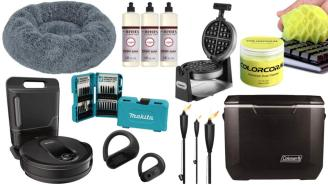 Daily Deals on Amazon: Waffle Irons, Bit Sets, Rolling Coolers And More!