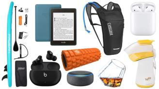Daily Deals on Amazon: CamelBaks, Whiskey Glasses, AirPods And More!