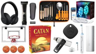 Daily Deals on Amazon: Pumpkin Carving Tools, Catan Boards And More!
