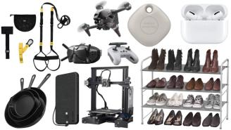Daily Deals on Amazon: Shoe Racks, DJI Quadcopters, Skillets And More!