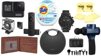 Daily Deals on Amazon: Massage Guns, GoPros, Post-it Notes And More!