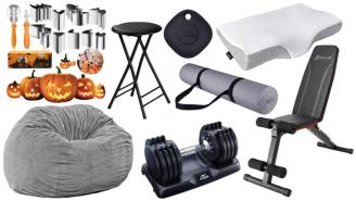 Daily Deals on Amazon: Bean Bag Chairs, Stools, SmartTags And More!