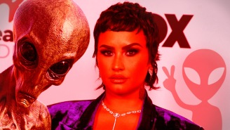 Demi Lovato Says 'Alien' Is A Derogatory Term For Extraterrestrials, We Should Stop Using It