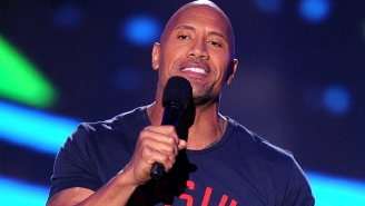 Dwayne Johnson Has Added 'Rapper' To His Résumé With An Impressive Verse That Proves There's Nothing He Can't Do