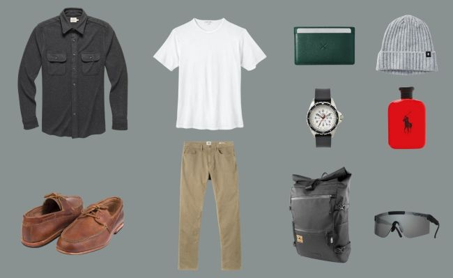 Everyday Carry Essentials: Creating An Outfit With A Sweater Shirt