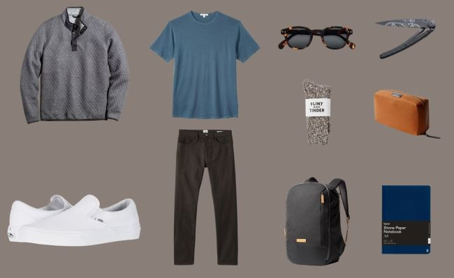 Everyday Carry Essentials for A Day on The Go