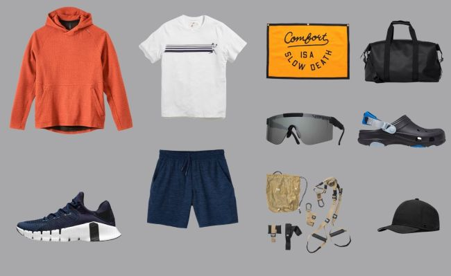 Everyday Carry Essentials: New Workout Gear