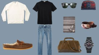 Everyday Carry Essentials To Pair With Leather Moccasins