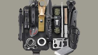 This 24-Tool Emergency EDC Survival Kit Just Went On Sale For Over 40%